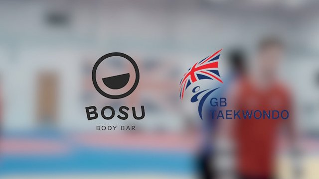 BOSU body bar & Team GB